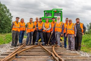 Crowle Peatland Railway Volunteers