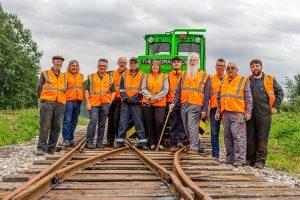 Crowle Peatland Railway Volunteers