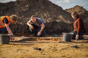 Low Burnham Dig