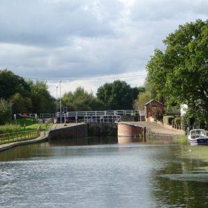 Thorne Canal Lock