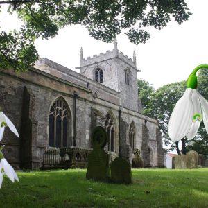 All Saints Church, Belton