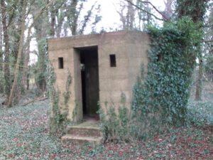 Pillbox Hirst Priory